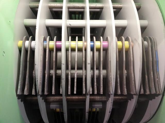 CPM Particle  Reduction Unit