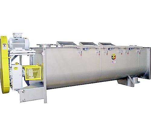 Industrial Material Storage