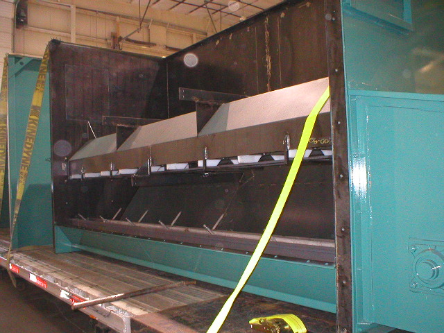 Scott Equipment Storage
