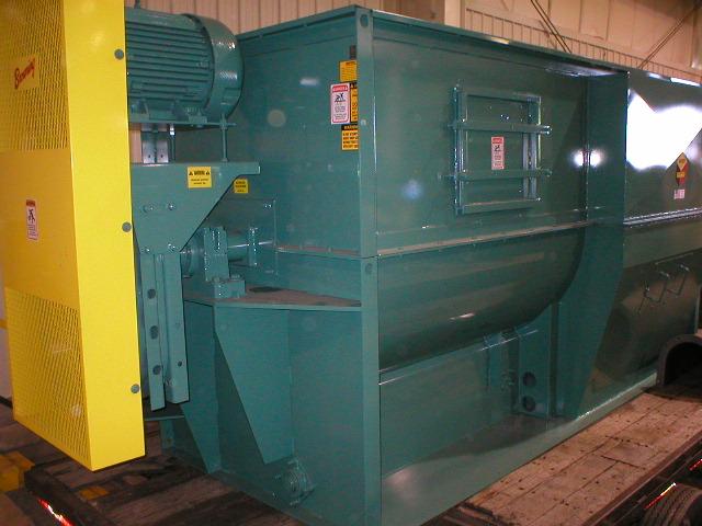 Scott Equipment Material Storage